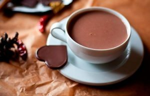 Chocolate Caliente Blog