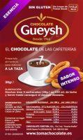 Chocolate Gueysh Intenso sobres