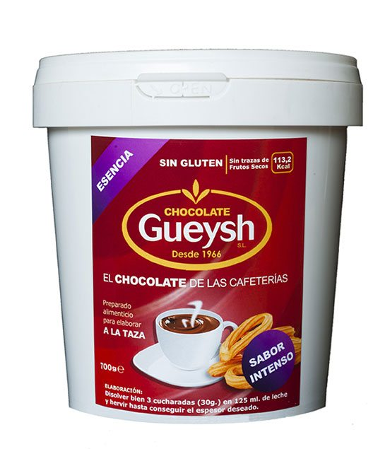 Chocolate Gueysh Intenso