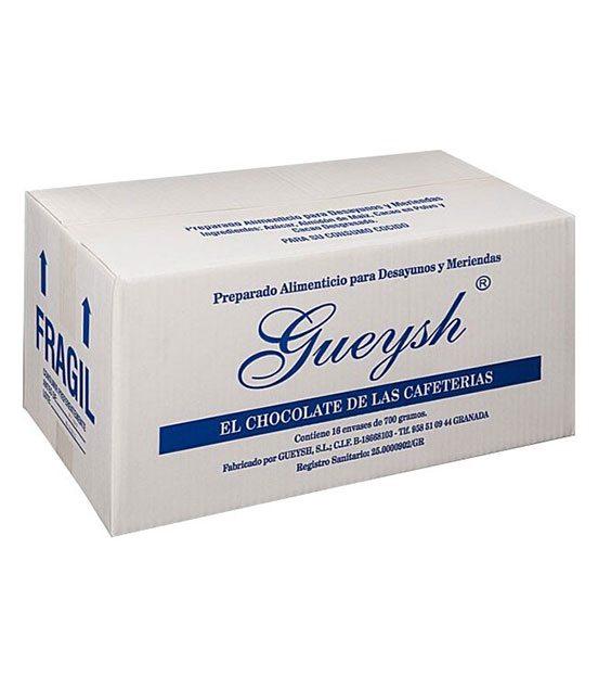 Chocolate Gueysh original 16 envases
