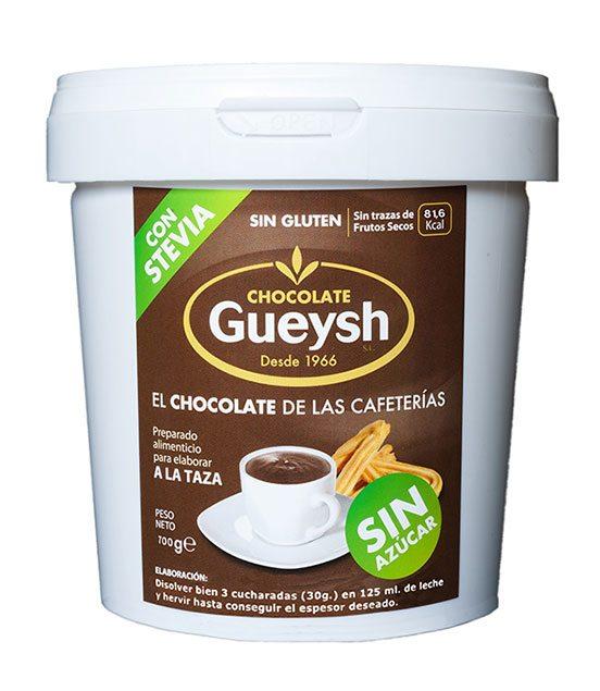 Chocolate Gueysh Sin azucar