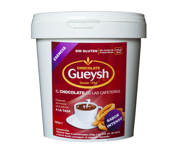 Chocolate caliente Intenso Gueysh