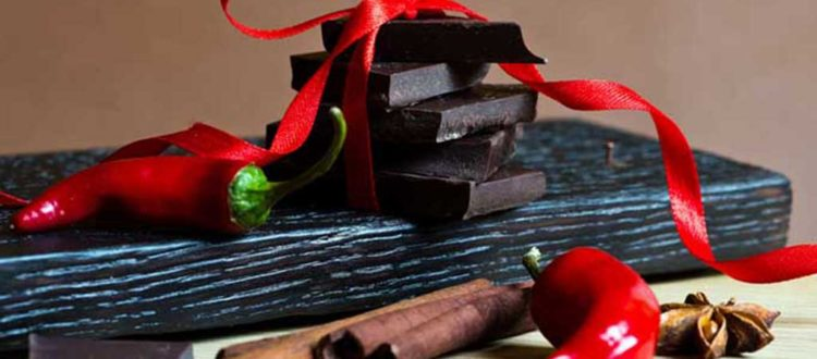 Chocolate caliente para adultos