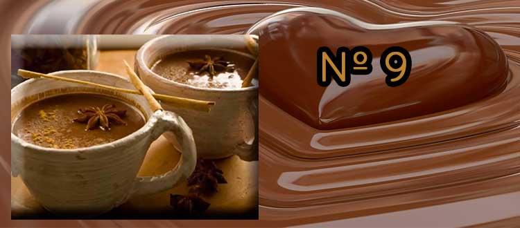 Receta de chocolate a la taza con Matalauva