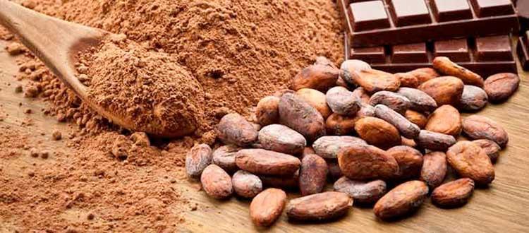 Después del tostado del cacao y hasta el chocolate, Un poco de Magia (y III)