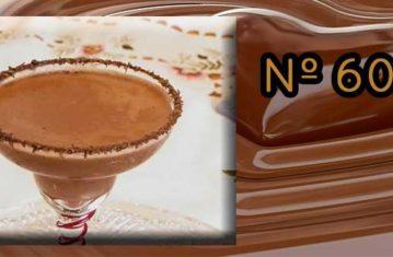 Chocolate a la taza Margarita