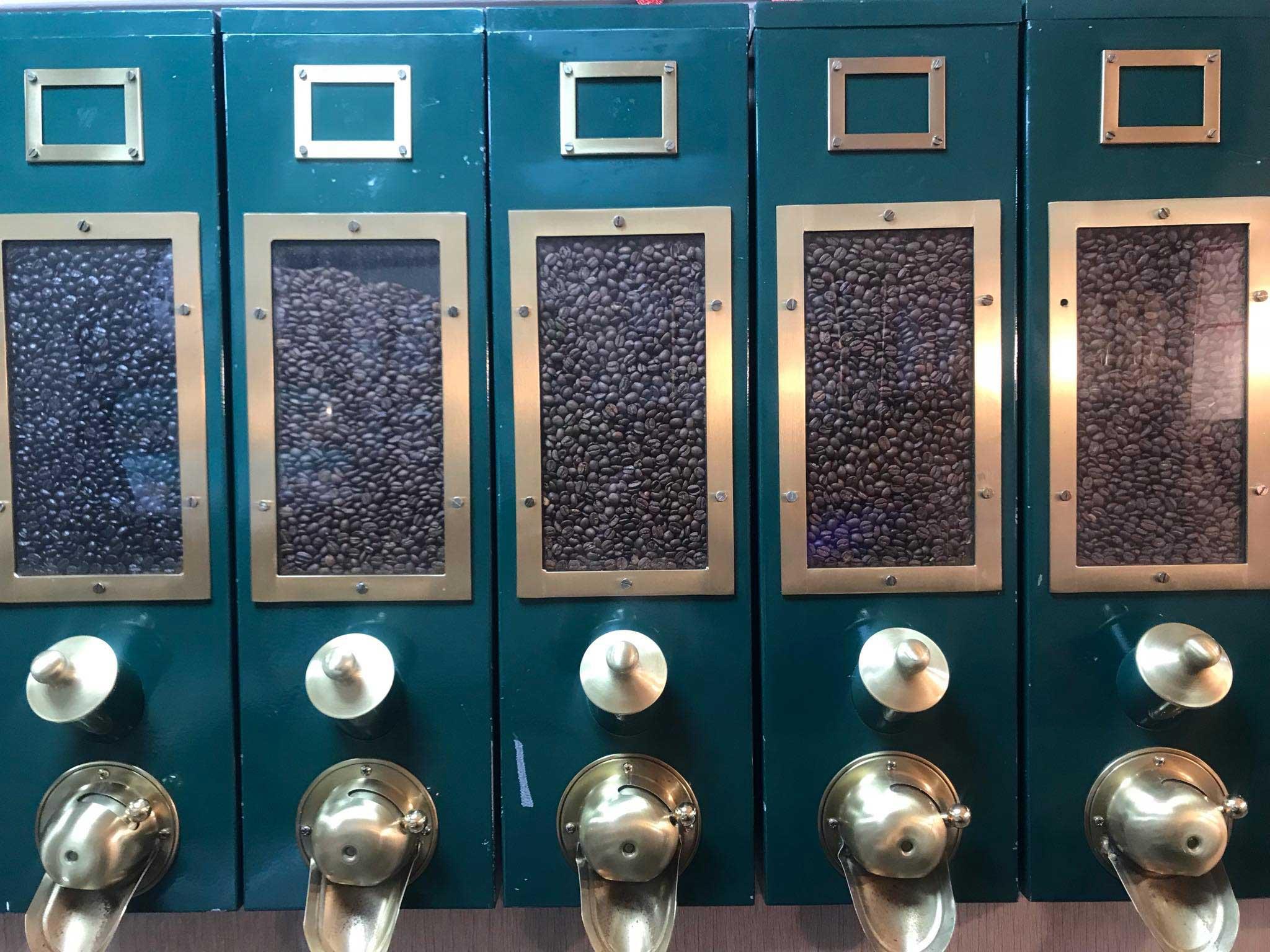 Aroma de Café colaborador de Chocolate Gueysh