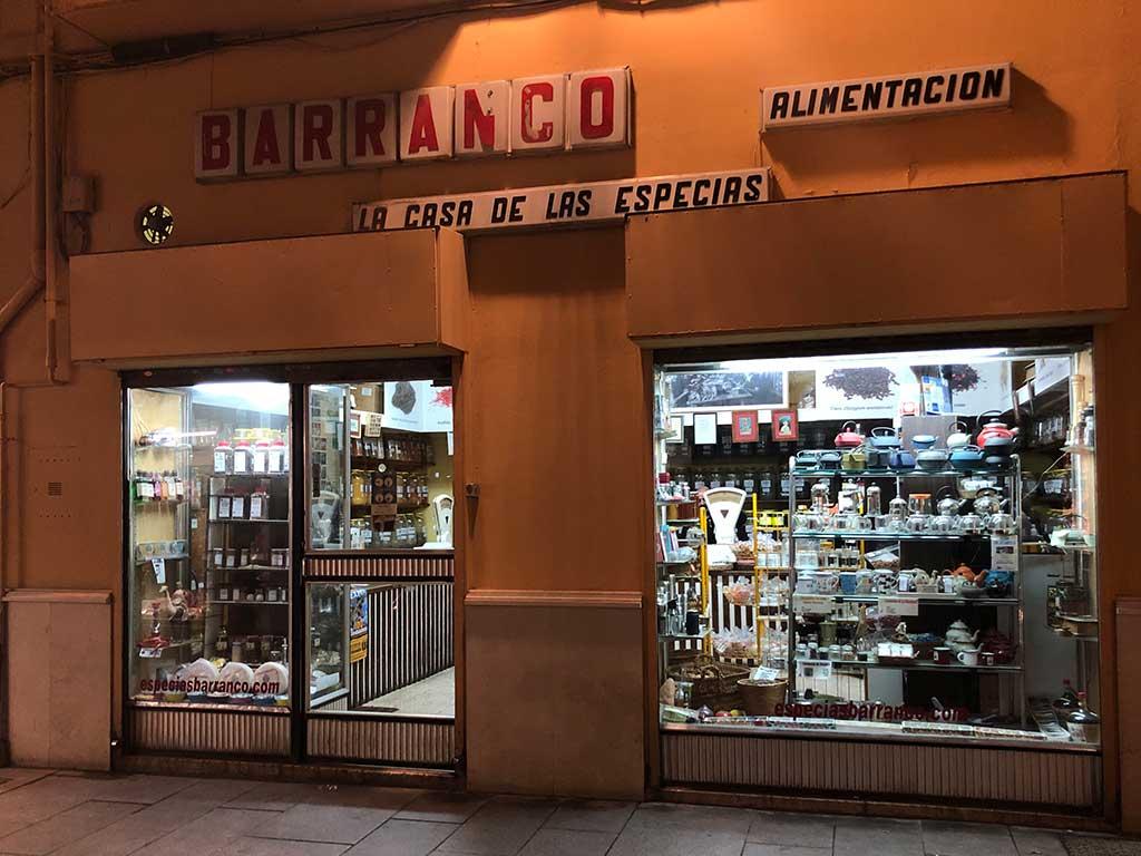 Especias Barranco Puentezuelas