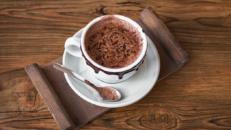 Chocolate Caliente contra la tos