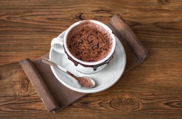 El Chocolate Caliente potente remedio contra la tos persistente.